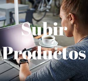 crear productos online